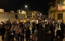 Els botellons a les festes d'Agramunt se salden amb més de vint denúncies