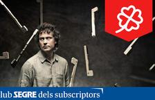 Concert amb Paul Lewis i l'OCM a l'Audori Enric Granados