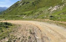 Obras en más de 14 kilómetros de la Pista de Varradòs