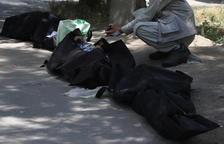 "Washington mató ""por error"" a diez civiles en Kabul"