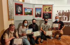Entregan los premios del concurso fotográfico 'Indrets de la Vall Fosca'