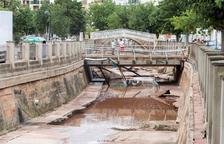 Una DANA provoca inundacions i destrosses a l'est de la Península