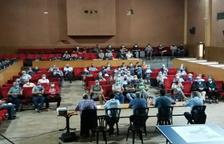 La reunió de regants es va fer divendres a Castelldans.