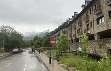 La urbanització del Pla de l'Ermita l'estiu passat.