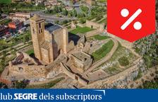 Descobreix amb Segre el Castell de Benavarri