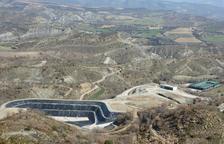 Parte del vertedero del Pallars Jussà se convertirá en observatorio de aves