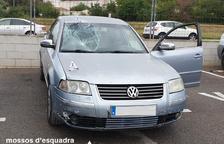 Lliure amb càrrecs el conductor que va atropellar un ciclista a Albatàrrec