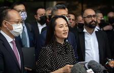 China y Canadá sellan la paz en el caso Huawei