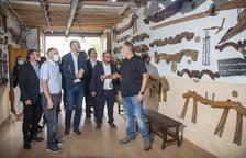 Bellcaire promociona su comercio en Firabell otra vez presencial