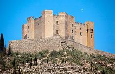 Mequinensa reobre el castell després de l'aturada d'agost i ja acumula 405 visites