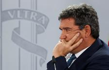 El ministre d'Inclusió, Seguretat Social i Migracions, José Luis Escrivà.