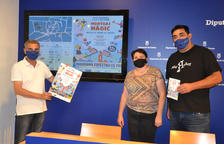 El acto de presentación de la feria ha tenido lugar en la Diputación de Lleida.