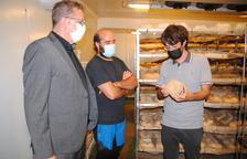Los quesos de proximidad llegan a El Palau d'Anglesola