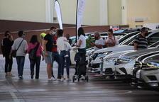 Unos 150 vehículos, a la venta en Febivo de Binéfar