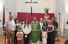 El obispo emérito de Solsona, Xavier Novell, confirmó a su pareja