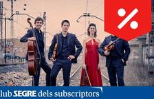 Cicle concerts íntims al CaixaForum Lleida