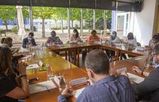 Reunión de trabajo en Tàrrega para mejorar la atención a los mayores