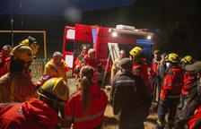 Un centenar de efectivos, en busca de un niño de ocho años perdido en Torà