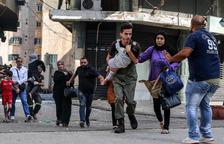 Seis muertos en la marcha contra el juez que investiga el caso de Beirut