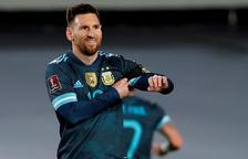 Argentina i Brasil guanyen i s'atansen al Mundial