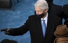 Bill Clinton sale del hospital tras varios días ingresado por una infección en la sangre