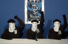 Diez años después del fin de ETA: 184 presos y unos veinte fugados