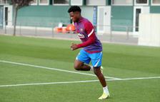 Ansu Fati suma més gols que Bojan i Leo amb divuit anys