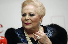 Fallece la tonadillera Concha Márquez Piquer a los 75 años