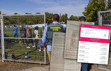 Un jugador del Lleida Esportiu, al límit de la indigència i acollit al servei social