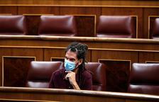 Batet ejecuta la sentencia del Supremo y retira el escaño a Alberto Rodríguez