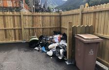 Naut Aran recogerá los residuos voluminosos en los domicilios