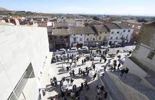 Alpicat 'estrena' la remodelació del centre històric