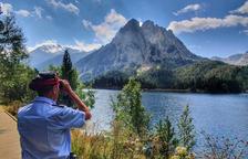 Es disparen les infraccions al medi ambient de turistes al Pirineu