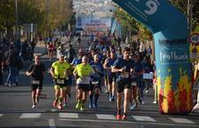 Mollerussa supera els 400 atletes a la Mitja Marató
