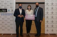 Una tesis sobre subproductos de café gana el premio de la Cátedra AgroBank de la UdL