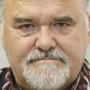 Albert Lesan, a 'El Curubito'.