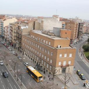 Imagen de archivo del edificio del CAP de Prat de la Riba.