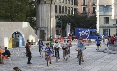 Cursa de mobilitat a Lleida