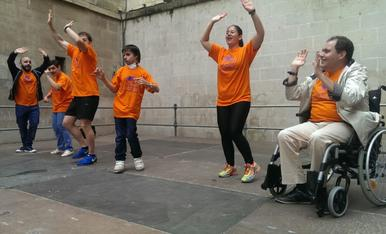 Flashmob de Aremi