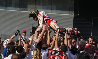 Marc Màrquez campió