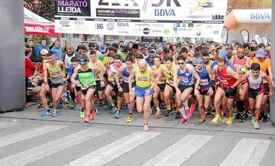 Mitja Marató de Lleida