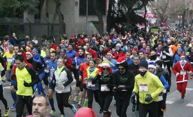 Sant Silvestre Lleida 2016