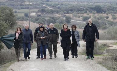 Crim de dos agents rurals a Aspa