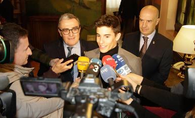 Marc Màrquez, Premi Internacional Ciutat de Lleida