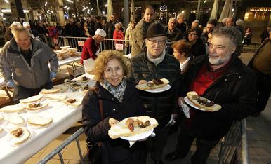 La gastronomía abre el Carnaval