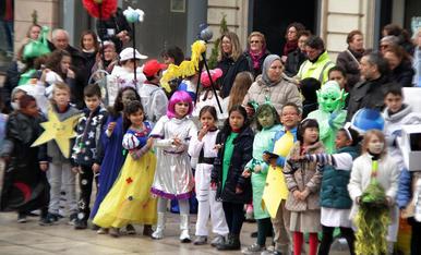 Primer gran diadel Carnaval