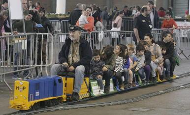 Al·licients per a tots a Expo Tren