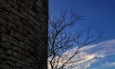 Posta de sol al Pilar d'Almenara