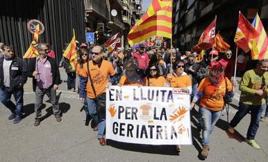 Primer de Maig a Lleida