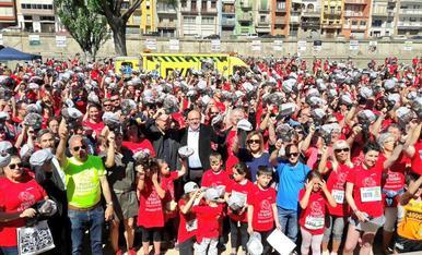 Balaguer es bolca contra el càncer